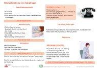 Reanimation im Neugeborenen- und Säuglingsalter (für Eltern)