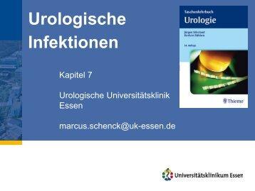 Urologische Infektionen