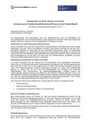 Gemeinsame Info-Mail der Gleichstellungsbeauftragten UKE und UDE