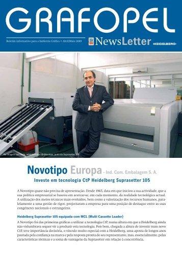 NewsLetter - Grafopel