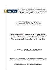 Dissertacao Marcio Murad Ibmec