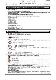 Zinkausbesserungsspray TS 520 - Ullner u. Ullner
