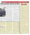 Sindicato faz balanço de 2012 e renova compromisso ... - CNM/CUT - Page 3