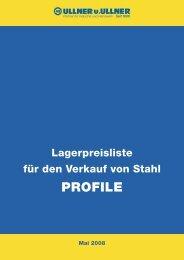 ULLNER Liste Profile:Layout 1 - Ullner u. Ullner