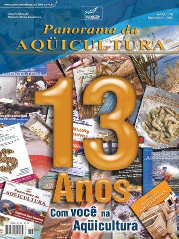 Revista Panorama da AQÜICULTURA Edição 76 março ... - Matsuda