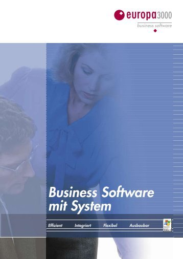 Business Software mit System