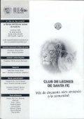 FELINO MARZO ABRIL MAYO JUNIO 2007.cdr - Club de Leones de ... - Page 2