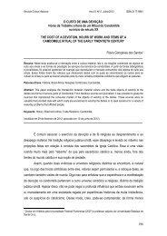 198 O CUSTO DE UMA DEVOÇÃO: Horas de ... - Revista.ufal.br