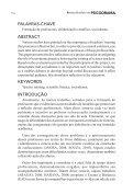SOCIODRAMA NA FORMAÇÃO INICIAL DE ... - PePSIC - Page 2