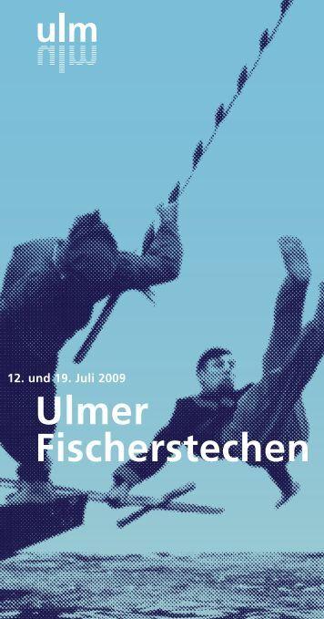 Programm Fischerstechen 2009 - Ulm