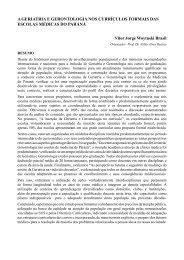 Resumo / Abstract - Unifesp