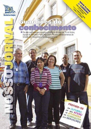 Nosso Jornal - 292 - Prefeitura Municipal de São José dos Campos