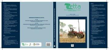 capa livro_retta2011.cdr - Instituto de Agronomia - UFRRJ