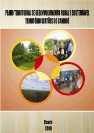 Sertões De Canindé - CE - SIT - Ministério do Desenvolvimento ...