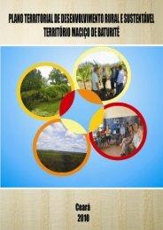 Baturité - CE - SIT - Ministério do Desenvolvimento Agrário