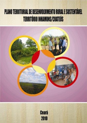 INSERIR CAPA EM PDF - SIT - Ministério do Desenvolvimento Agrário