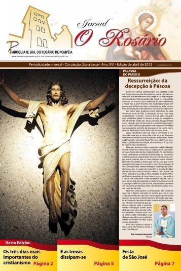 Edição - Paróquia Nossa Senhora do Rosário de Pompéia