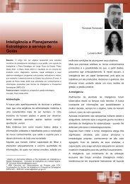 Inteligência e Planejamento Estratégico a serviço de Goiás