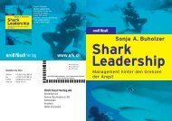 Shark Leadership - Vestalia Vision