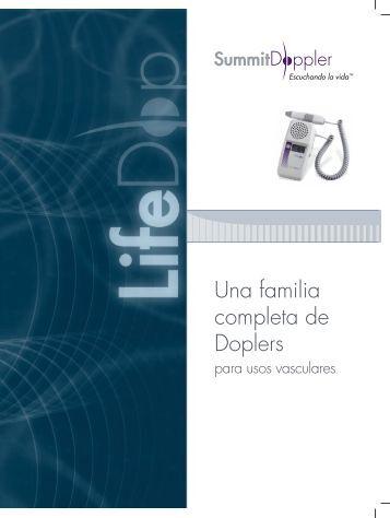 Una familia completa de Doplers - Summit Doppler
