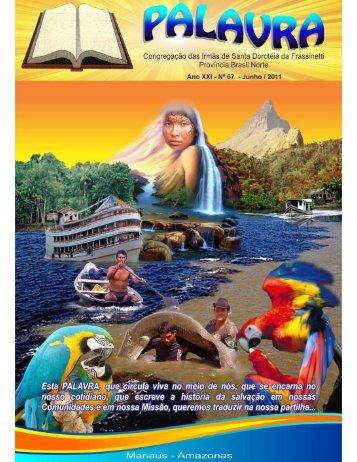 Page 1 Congregaç 'ifa no Manaus Page 2 Exgediente PALAVRA e ...