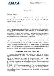 Edital _074_7070_ Fechadura - MA - Caixa Econômica Federal