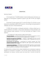 PE 017 7075 2011 Edital publicado julho - Caixa Econômica Federal