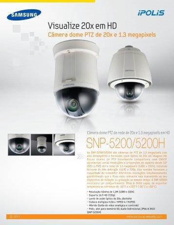 SNP-5200/5200H - Samsung