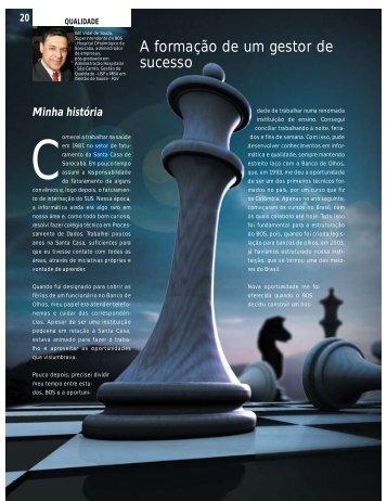 Leia a matéria na íntegra na revista SBAO - Banco de Olhos de ...