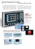 Visualizador Innova 40i, con pantalla TFT a ... - Fagor Automation - Page 2