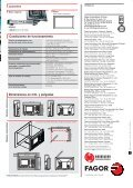 Visualizador Innova 40i, con pantalla TFT a ... - Fagor Automation - Page 5