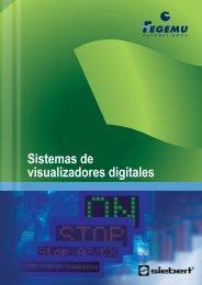Sistemas de Visualizadores Digitales - Fegemu Automatismos