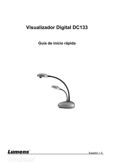 DC133 LUMENS WINDOWS 7 64BIT DRIVER