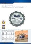 Serras Circulares - Irwin - Page 4