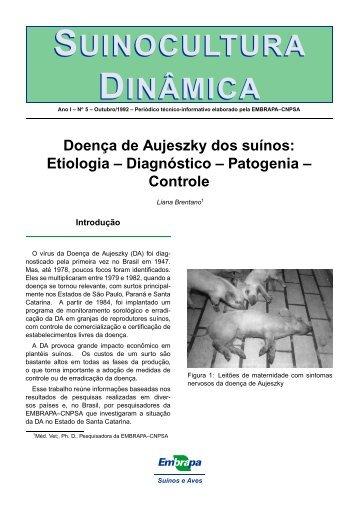 SUINOCULTURA SUINOCULTURA DINÂMICA DINÂMICA - Embrapa