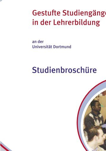 Master of Education - TU Dortmund