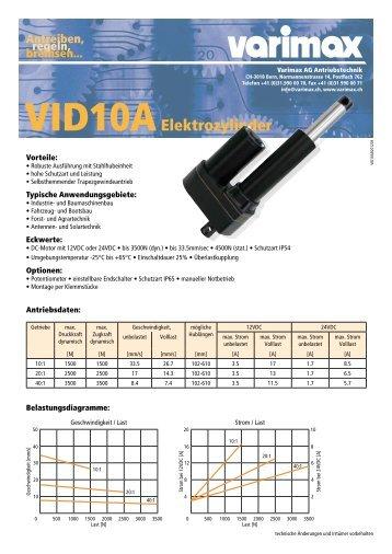Prospekt VID10A - Varimax AG