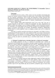Nilson Dias Juizados Especiais e Defesa do ... - Justiça Federal