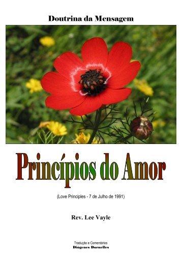 Princípios do Amor - Webnode