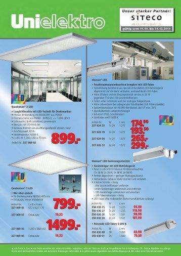Bestell-Hotline: Tel.: 0180 - 33 55 990 · Fax - uni elektro
