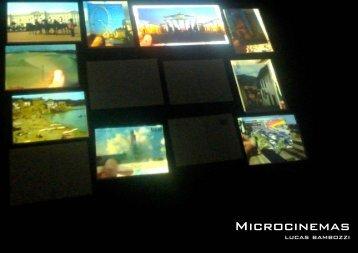 Microcinemas - Lucas Bambozzi