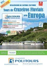 Tours de CRUZEIROS FLUVIAIS pela EUROPA - Politours