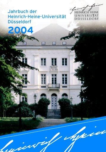 PDF-Datei - Heinrich-Heine-Universität Düsseldorf