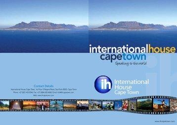 International House - IH Cape Town