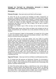 baixe o resumo em pdf - Movimento Salvai Almas