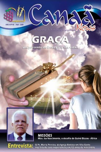 Clique aqui para fazer download - Igreja Evangélica Canaã
