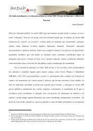 Andre Luis Pereira Miatello - XVIII Encontro Regional (ANPUH-MG)