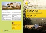 Solar aufS Dach - Vauclair