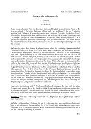 Sommersemester 2012 Prof. Dr. Stefan Kadelbach Hausarbeit im ...