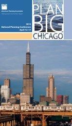 2013 National Planning Conference April 13–17